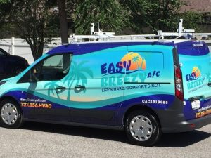 HVAC installation service